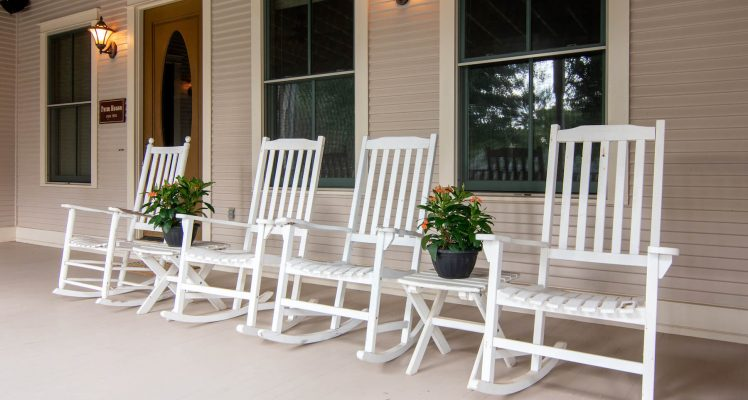 Farmhouse front porch_9840